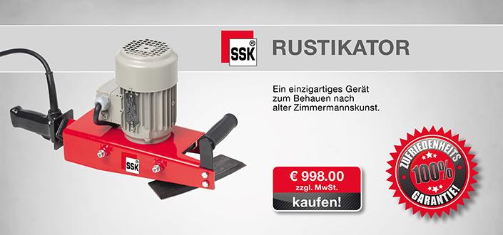 Rustikator