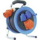Kabeltrommel Kunststoff Dstrom 25Meter H07RN-F5G1,5qmm