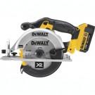 DeWalt DCS391M2 Handkreissäge 18Volt 4,0Ah