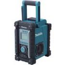 Makita Radio BMR102 9,6-24Volt NiCd Ni-MH