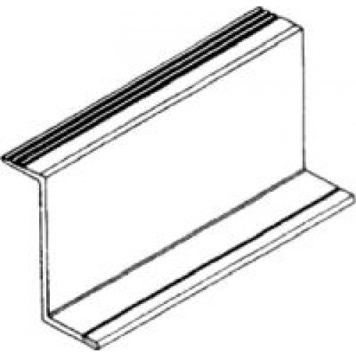 bozett balken z profil alu sk 116x1150mm bozett balken z prof il aluminium bozett. Black Bedroom Furniture Sets. Home Design Ideas