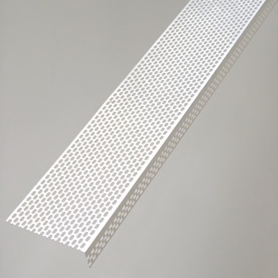 Lüftungsprofil aus Aluminium