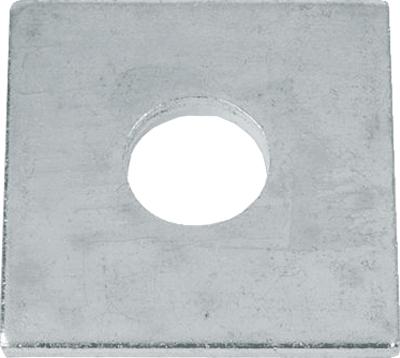 DIN436 Scheibe 4kant für Holz