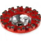 Festool DIA ABRASIV- RG150 Werkzeugkopf