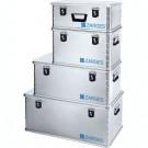 Zarges Alu-Transportbox MaxiBox 900x500x370mm